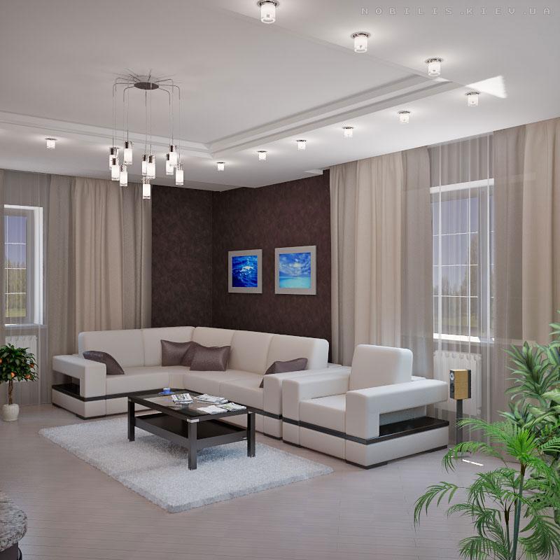 Дизайн и интерьер квартир фото